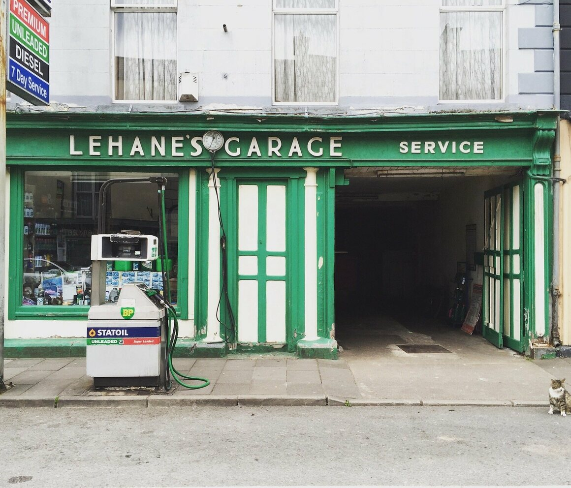 A Last Look At Ireland S Disappearing Storefronts Atlas