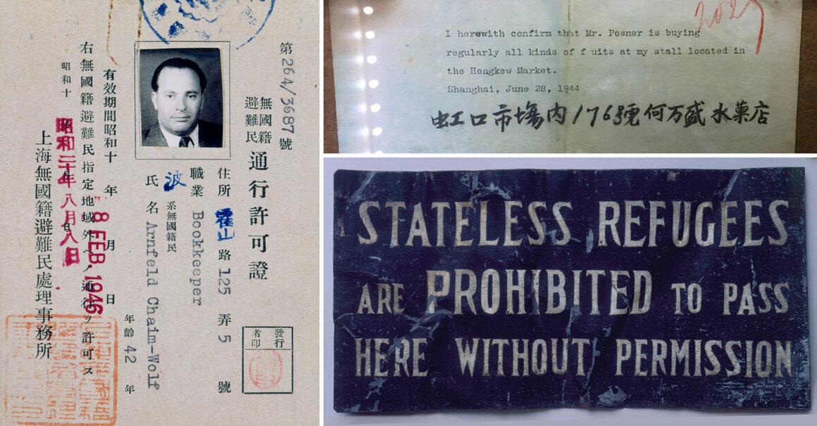 The Hidden History of Shanghai's Jewish Quarter - Atlas Obscura