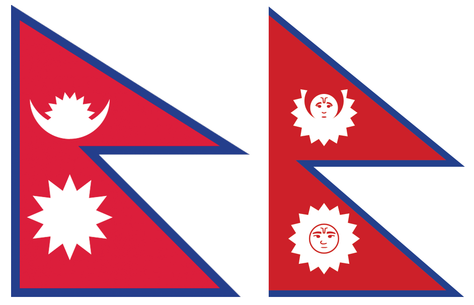Decoding The Unusual Shape Of The Nepali Flag Atlas Obscura