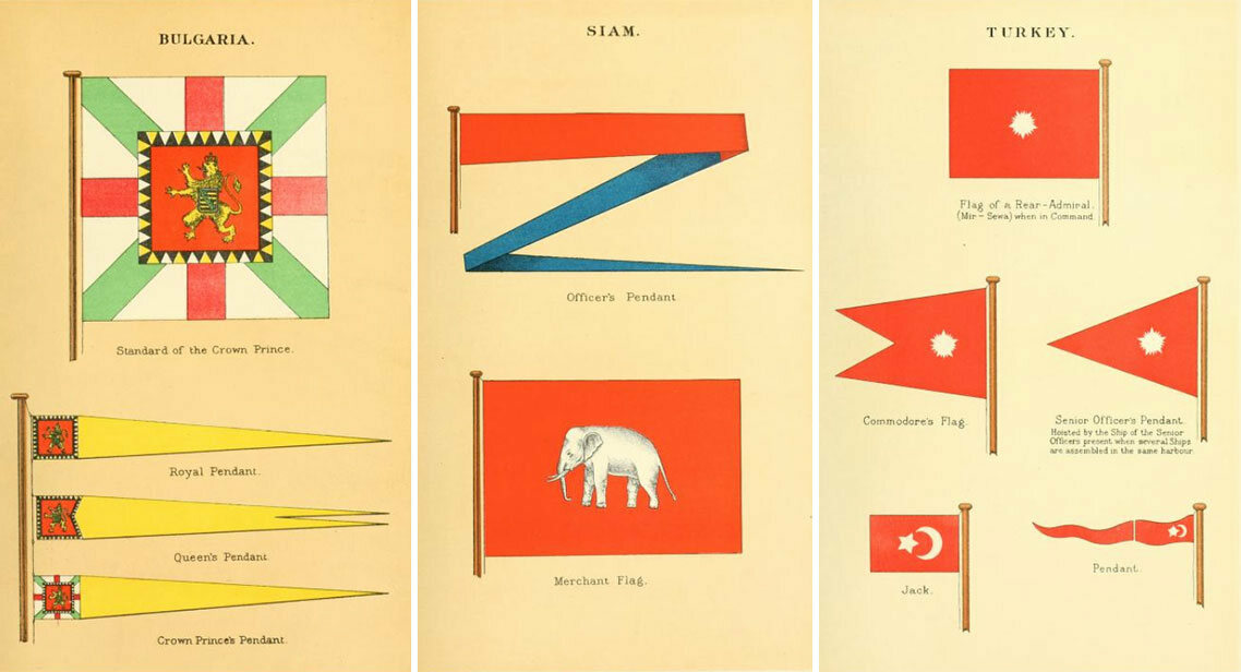 Decoding the Unusual Shape of the Nepali Flag - Atlas Obscura