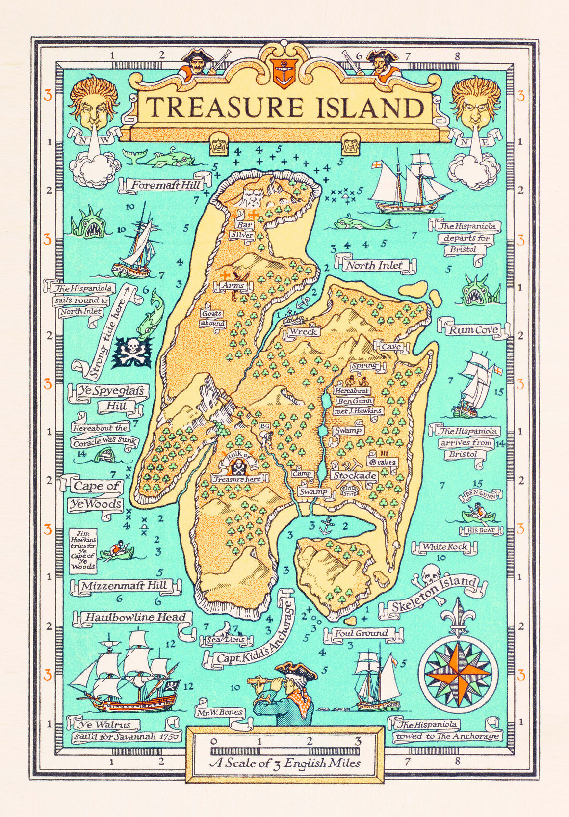 How Writers Map Their Imaginary Worlds - Atlas Obscura on mythological world map, webkinz world map, world system map, ancient language map, sick world map, perfect society map, futuristic town map, second world map, imagination world map, make believe island map, create your own fictional map, living world map, fictional world map, ideology world map, first law abercrombie map, persistent world map, one piece world map, large world map, negative world map, fictional nation map,