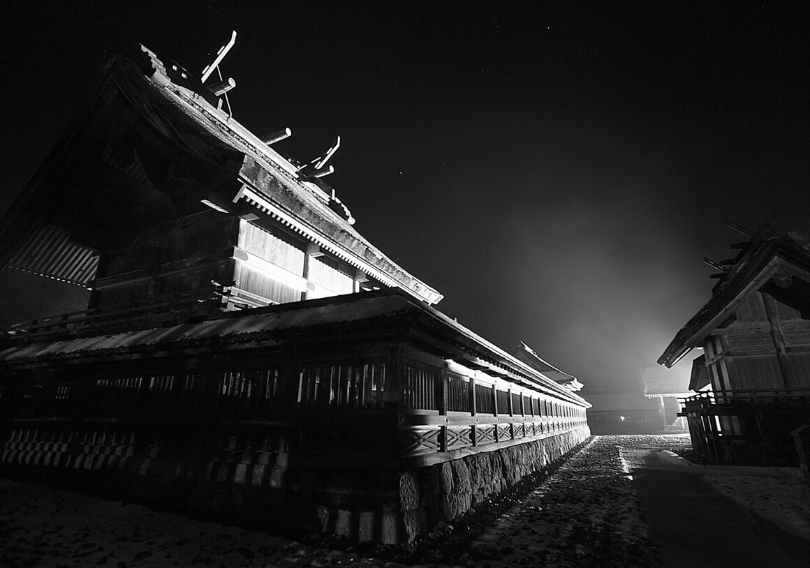 Rebuilding and reconsecrating shrines may involve several rituals over many years.