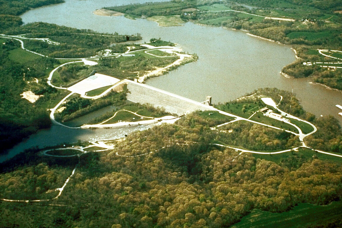 Coralville Dam and Reservoir