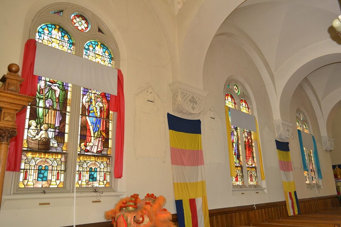 The Sacred Afterlives of Buffalo's Vacant Churches - Atlas