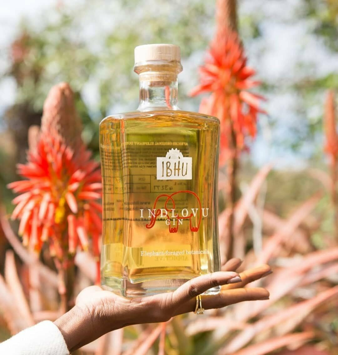 An amalgamation of rich bush flavor is concealed in each handful of elephant dung, waiting to give Indlovu's base gin its signature earthy, smoky tones.