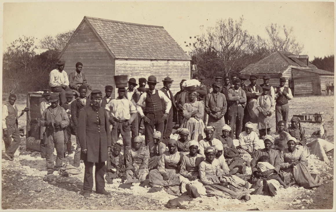 Enslaved Africans employed ancestral trapping techniques to fend off starvation under grueling conditions on slave plantations throughout the American South.