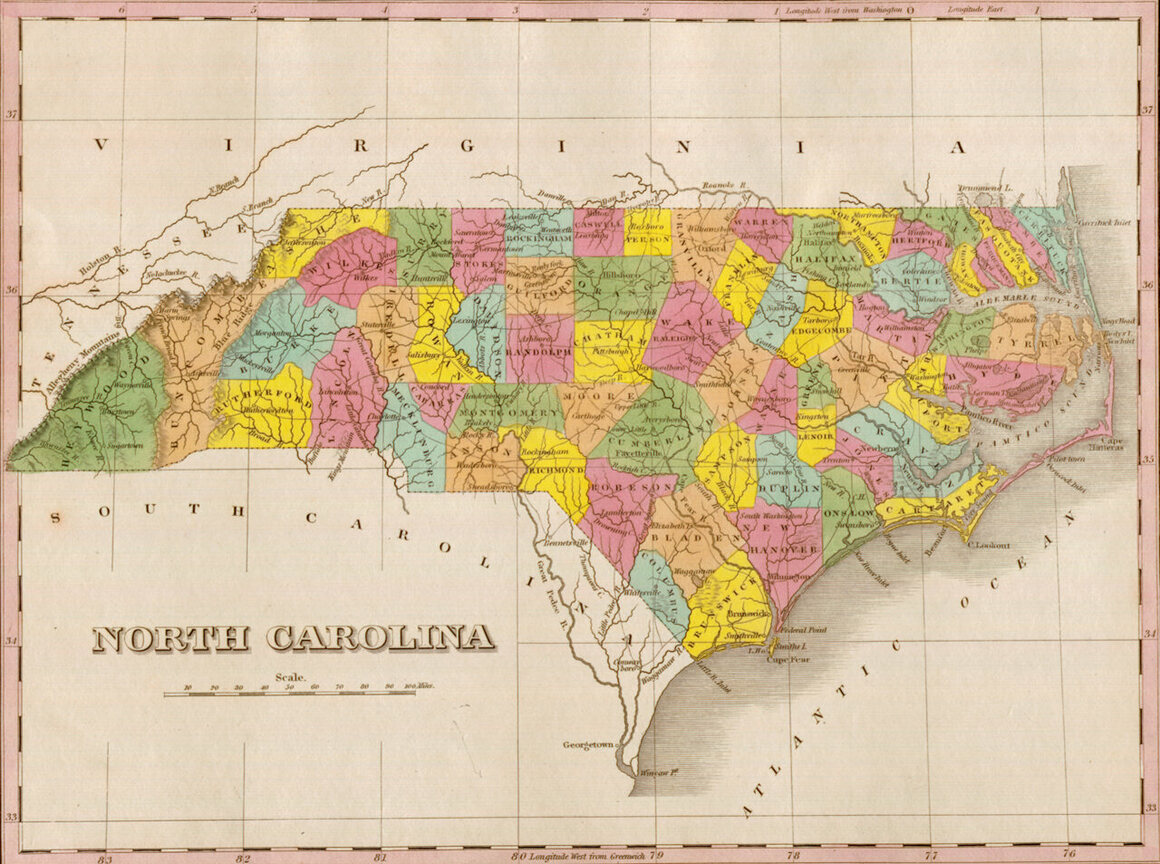 Why North Carolina Is the Most Linguistically Diverse U.S. State - Atlas  Obscura