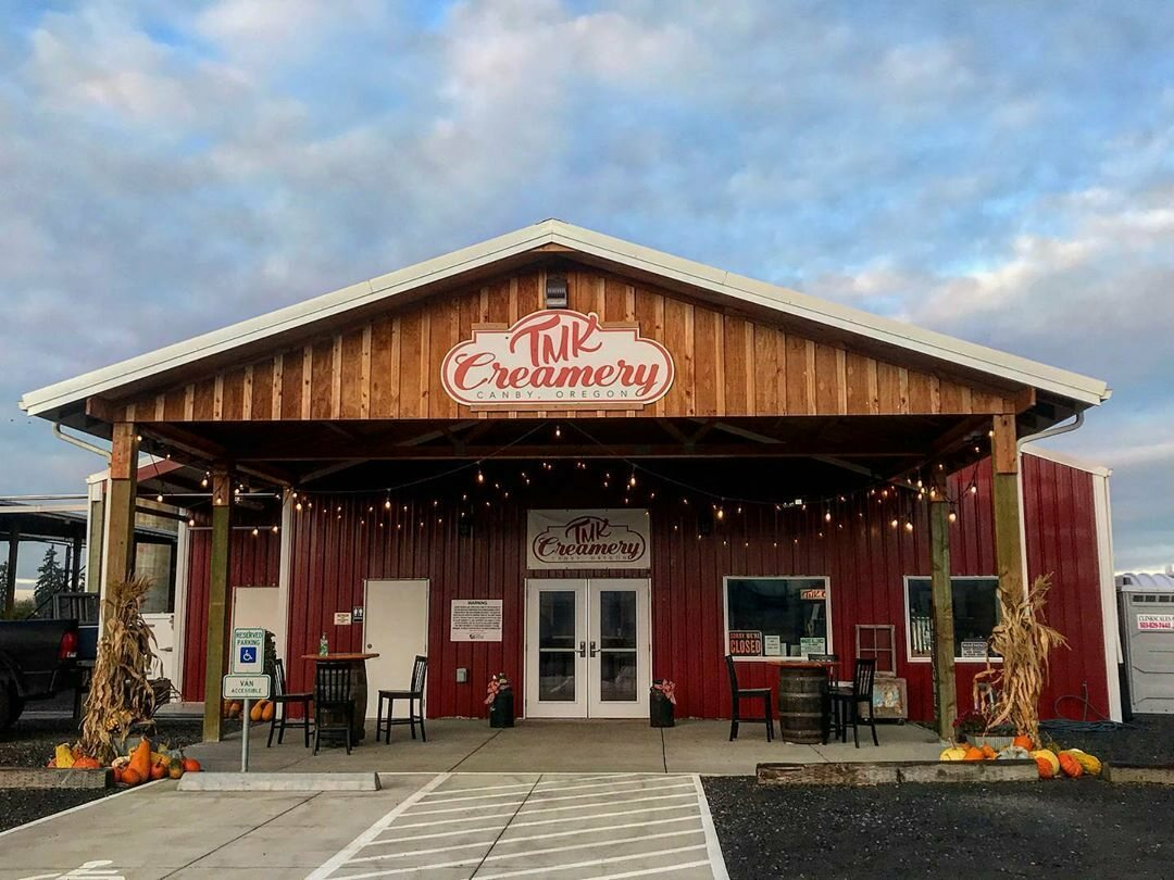 TMK Creamery is one of several creameries around the world pivoting toward whey-based liquors.