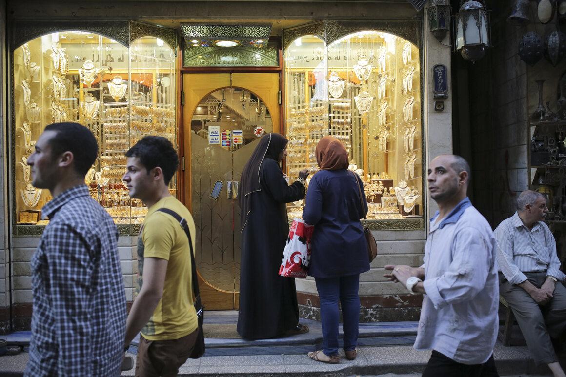 The Secret Language of Cairo's Goldsmiths - Atlas Obscura