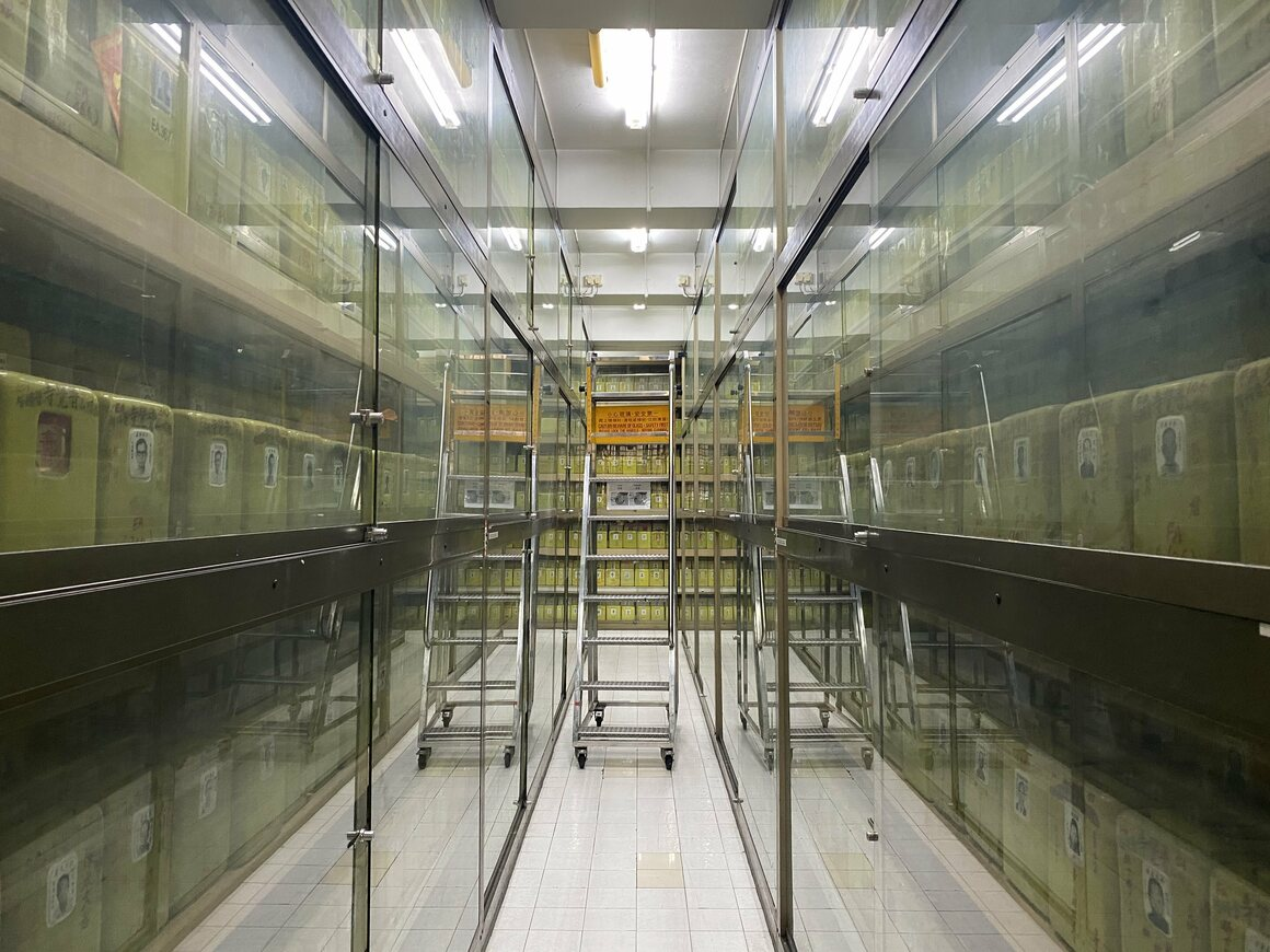 Some of Singapore's columbaria are simpler and lack air conditioning.