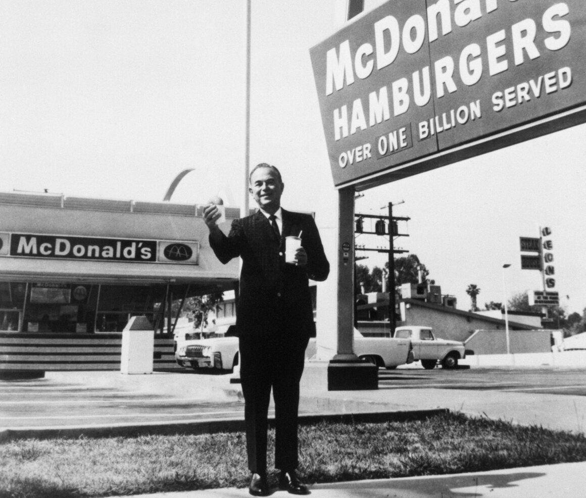 """Ray Kroc considered the McDonald's french fry """"almost sacrosanct."""""""