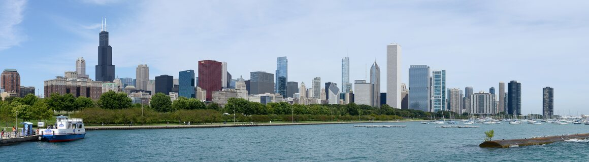 Chicago, like Milwaukee and other communities on the southwestern shore of Lake Michigan, experiences pneumonia fronts most often in late spring.
