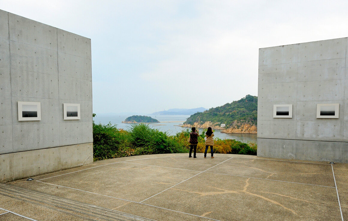 The Museum of Modern Art of the Benesse House in Naoshima helped make the rural island a tourist destination.