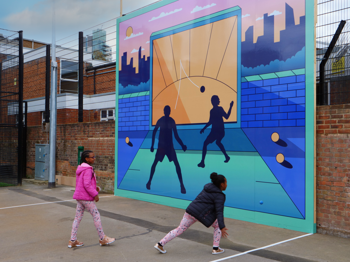 UK Wallball's campaign to attract a new generation of handball players is gaining momentum.  Its first specially designed facility opened in London in April.