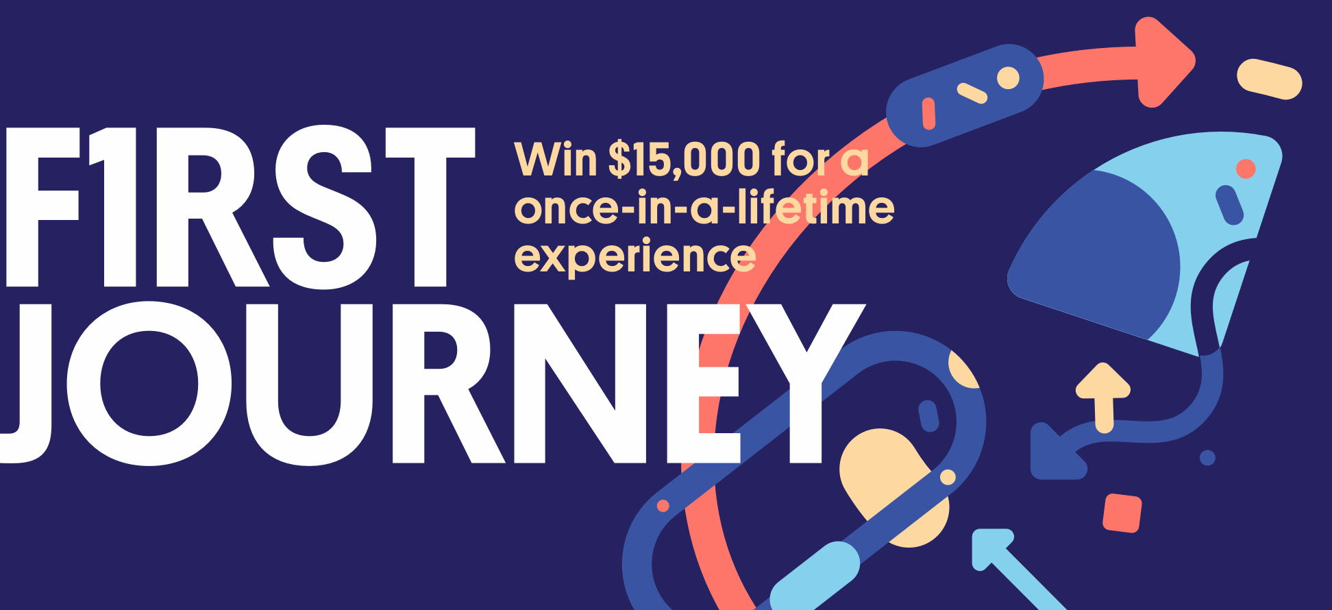 First Journey by Atlas Obscura. Win $15,000 toward a once-in-a-lifetime experience.