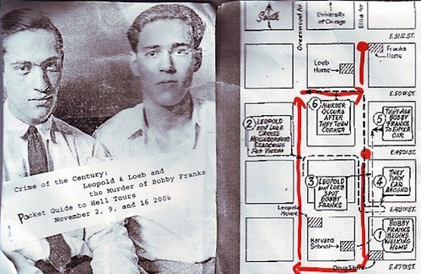 Leopold and Loeb, and the path they trod