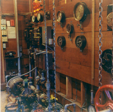 More of the Engine Room