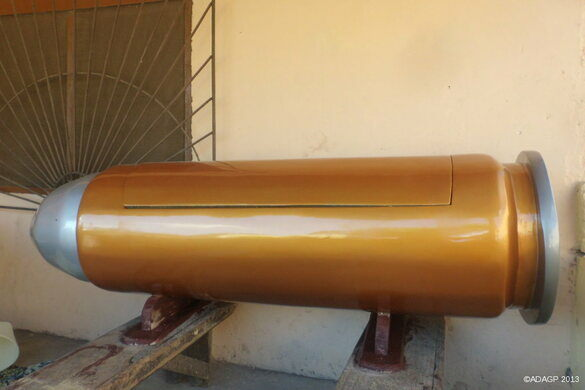 9mm bullet coffin by Eric Adjetey Anang