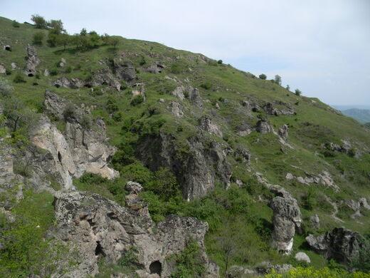 Old Khndzoresk Cave Village