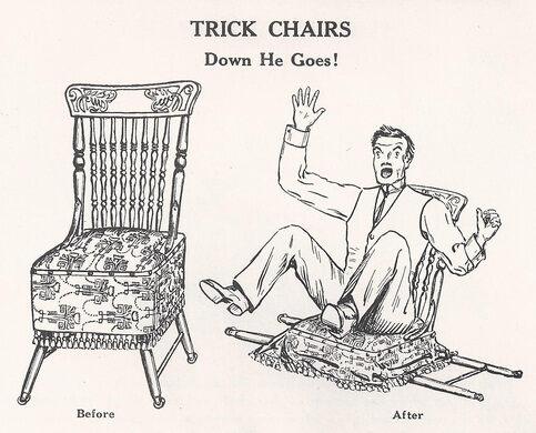 Trick Chair
