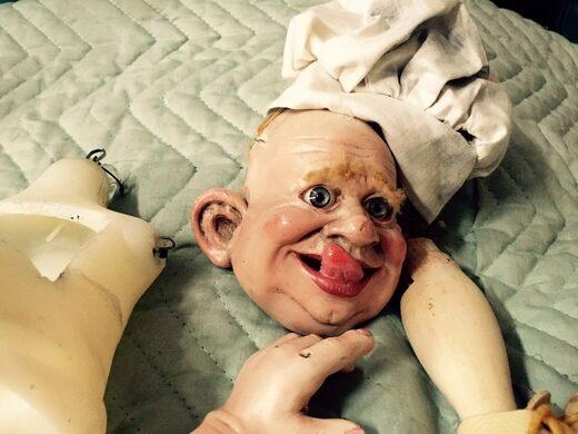 Puppet Repair