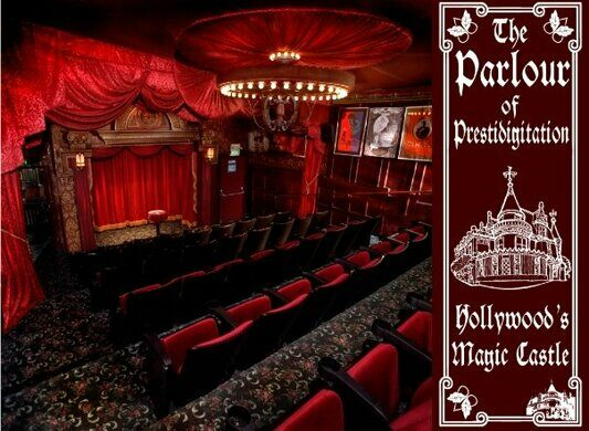 The Parlour of Prestidigitation
