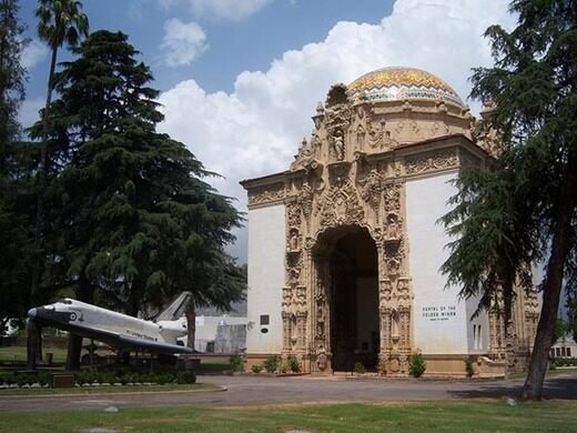Portal of the Folded Wings