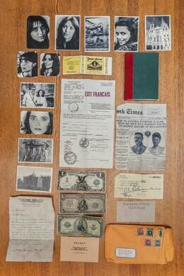 The mysterious Indiana Jones stuff sent to the museum