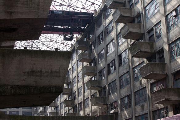 Brooklyn Army Terminal Building B