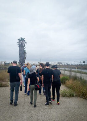 LA Obscura Society treks to the river