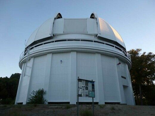 60-inch telescope dome