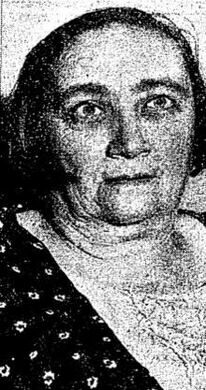 "Bertha, The ""Queen of the Arsonists"" who used to torch buildings on Taylor for fun and profit"