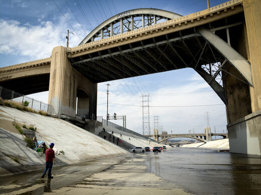 Say farewell to the iconic 6th Street Bridge
