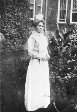 Rockhaven founder, Agnes Richards