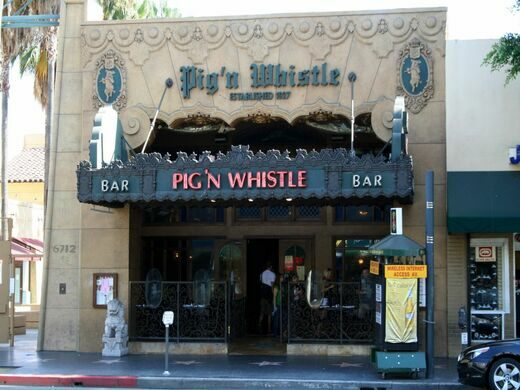 Pig 'N Whistle in the 21st century