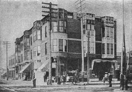World's Fair Hotel, better known as H. H. Holmes Castle.