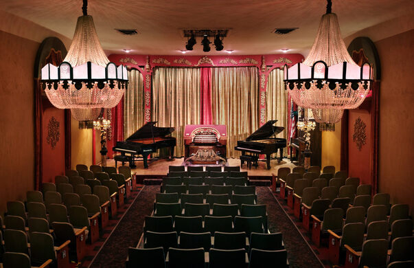 Old Town Music Hall