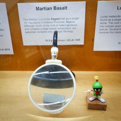 Martian Basalt