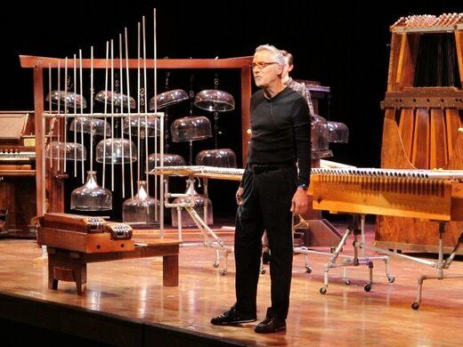 Harry Partch Instrumentarium