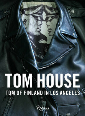 On sleepy Leveta Terrace in Echo Park, LA, Tom of Finland's private residence is the location for the new biography and photobook Tom House.