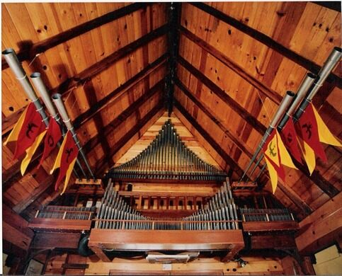 More of the organ