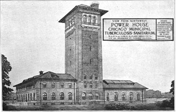 The Municipal Control of Tuberculosis in Chicago: City of Chicago Municipal Tuberculosis Sanitarium