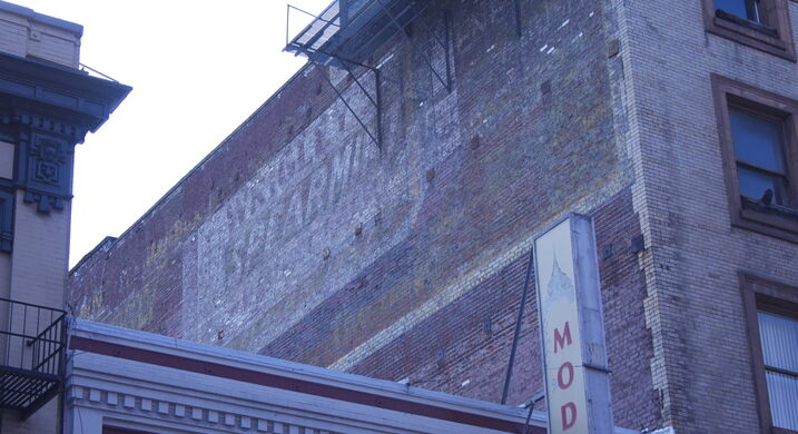 Wrigley's Spearmint Gum at 1255 Polk