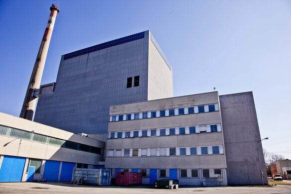 Zwentendorf Nuclear Power Plant