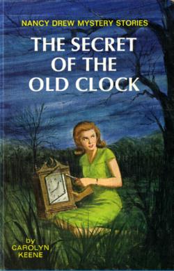 Vintage Nancy Drew Mystery