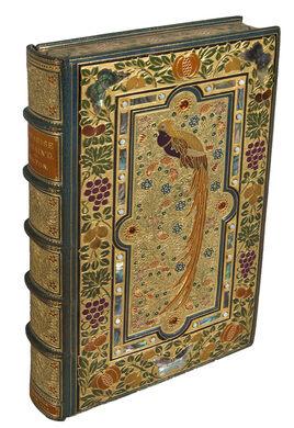 John Milton (author); Sangorski & Sutcliffe (binder), Paradise Lost