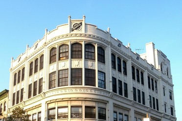 The current building on Bedford Avenue. Photo: