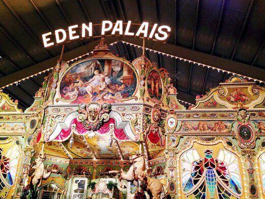 Eden Palais Carousel