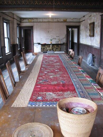 Wing Luke Museum, Tang family association room
