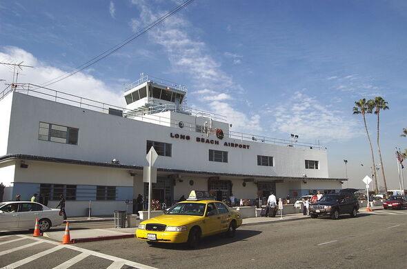 Streamline moderne terminal